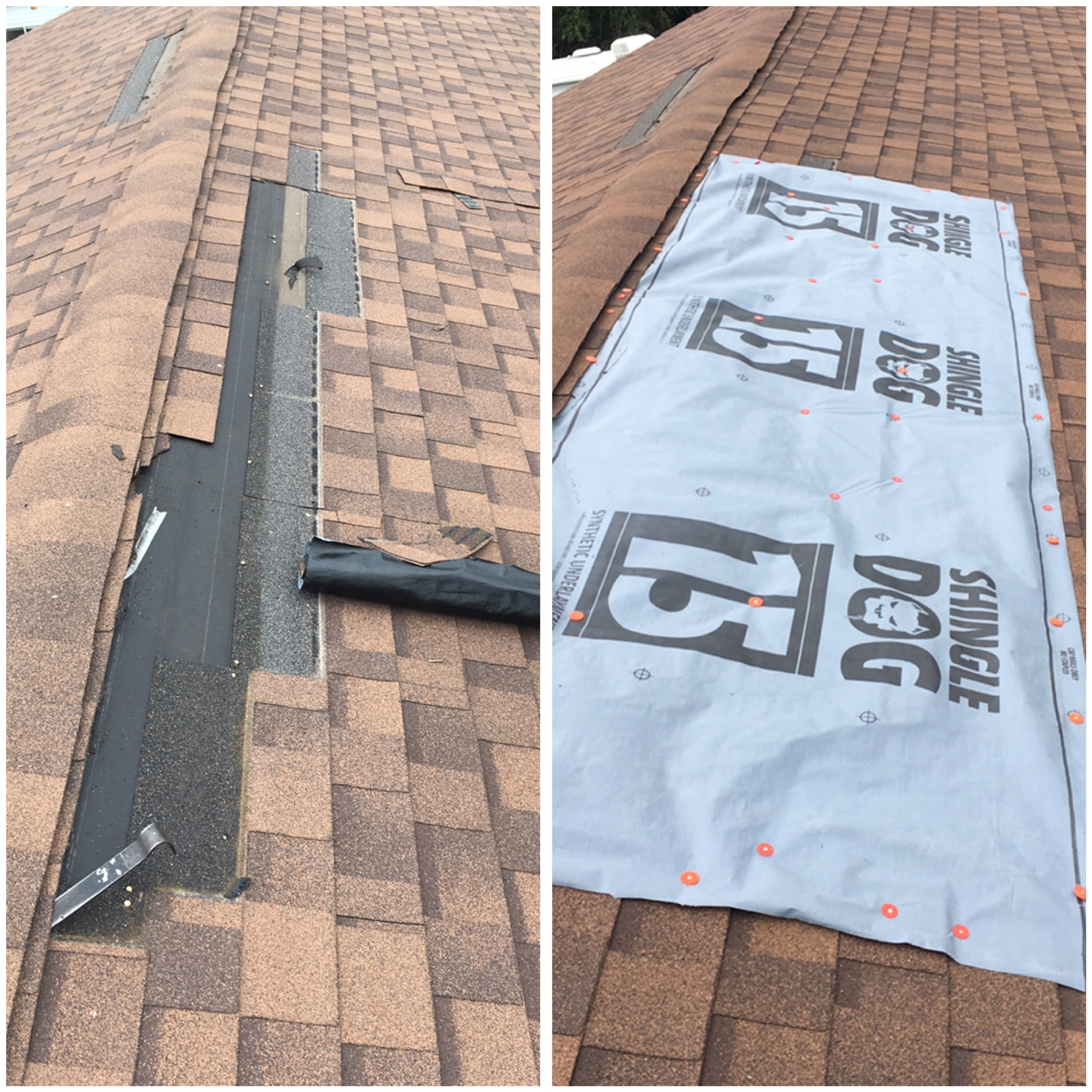 Roof Repairs and Patches