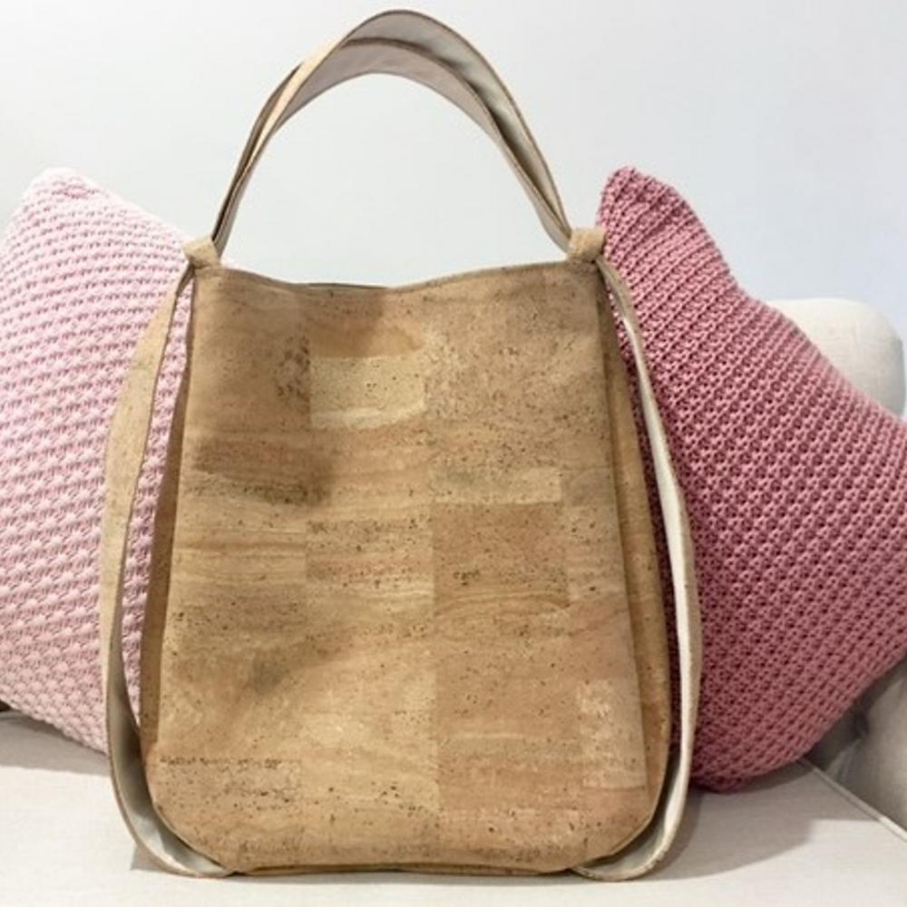 Eco Fashion, sustainable cork fashion handbag Australia