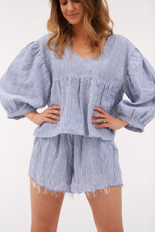 Pj's Ethically Made Pajamas by Noosa Fashion Designer The Travelling Kimono