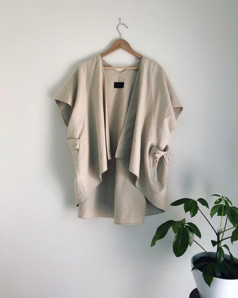 Kimono Style top. Ethical Fashion handmade in the Sunshine Coast, Australian Fashion Designer
