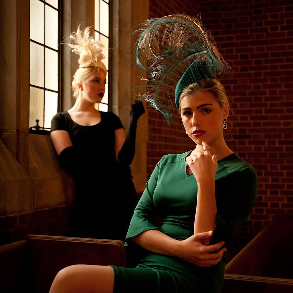 Millinery by Kelly Louise Designs