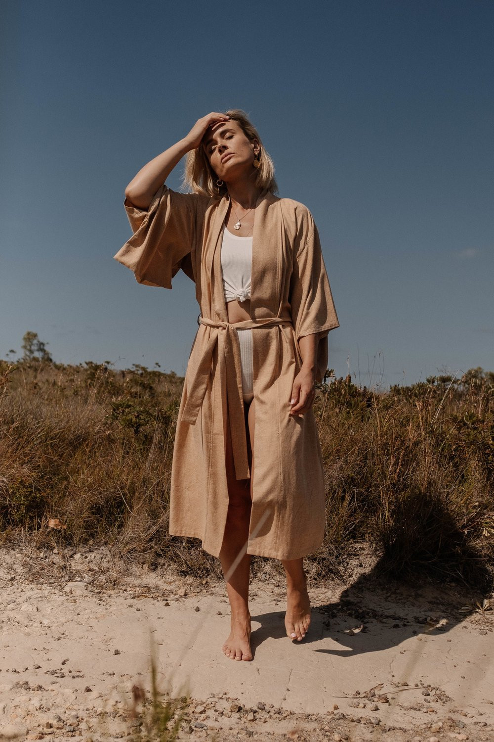 Sustainable Noosa Fashion Label Luxe Robe