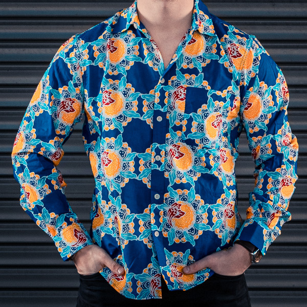Colourful Mens One of a Kind Shirt