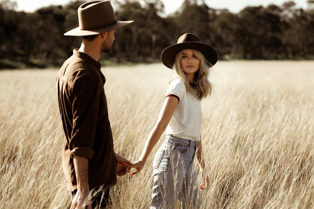 Mens and Women's Australian Designer Hats
