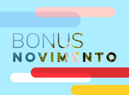 Bonus Novimento 20