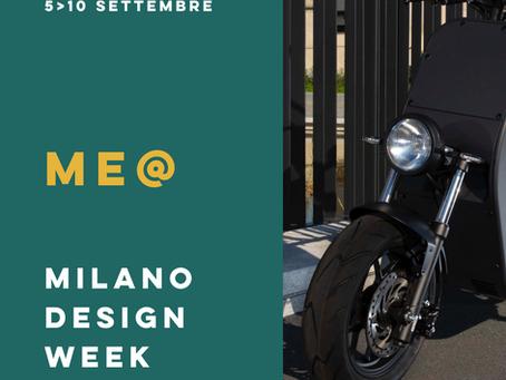 ME + 21WOL = energia contagiosa! Ti aspettiamo a Milano in occasione della Design Week.