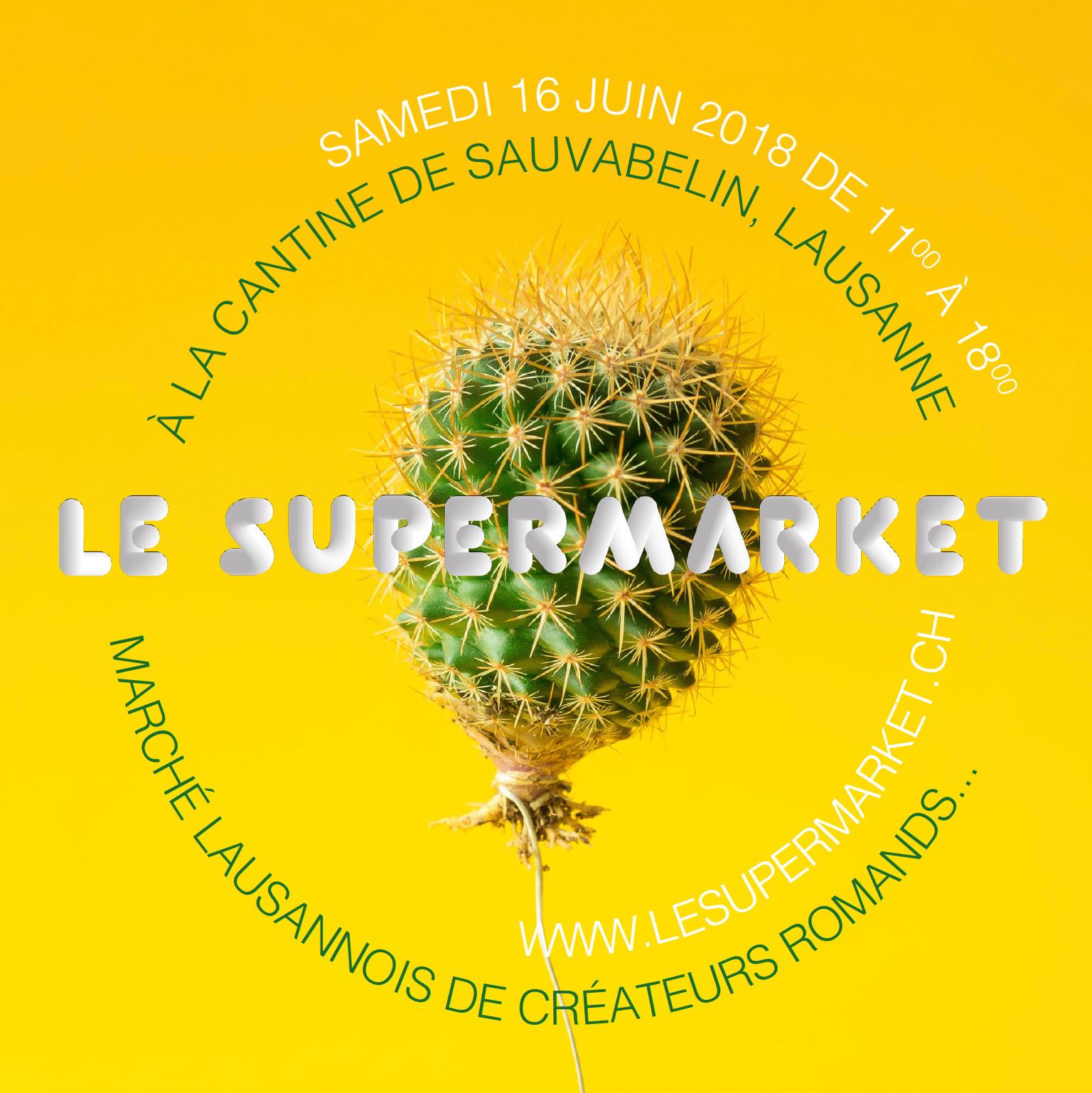 Le Supermarket Lausanne