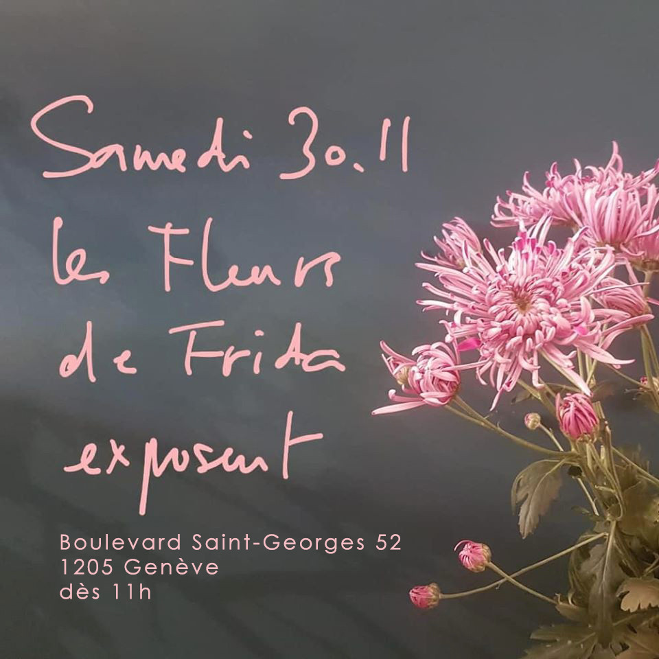 Les Fleurs de Frida
