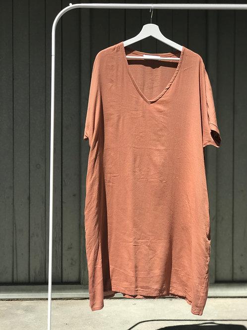 """Robe """"Formentera"""" plain"""