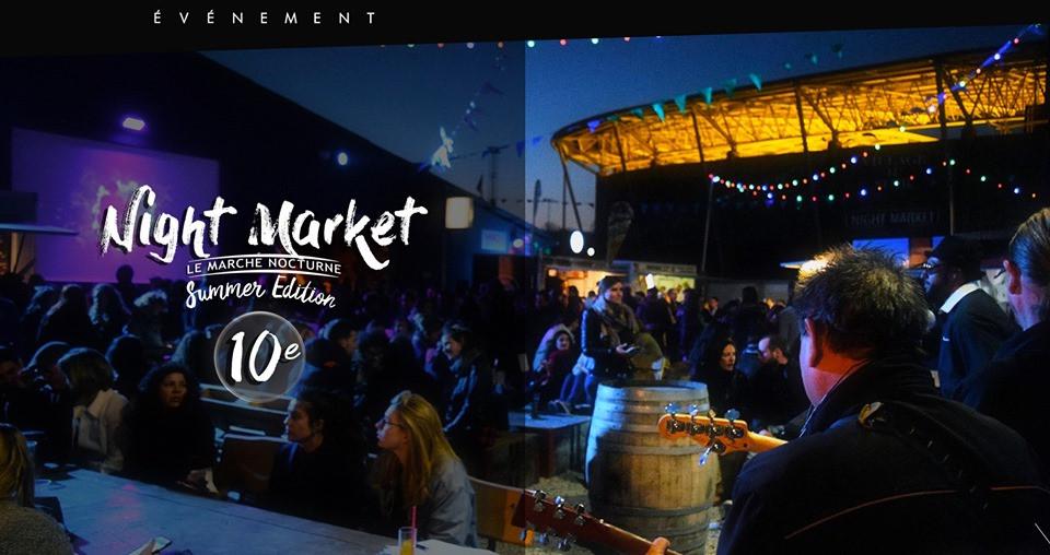 Night Market Genève