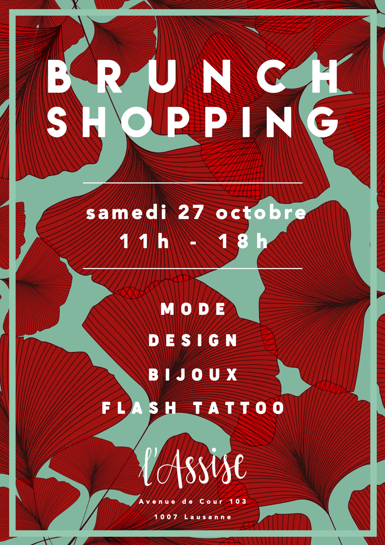 Brunch-Shopping