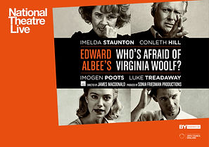 NTL 2017 Who's Afraid of Virginia Woolf