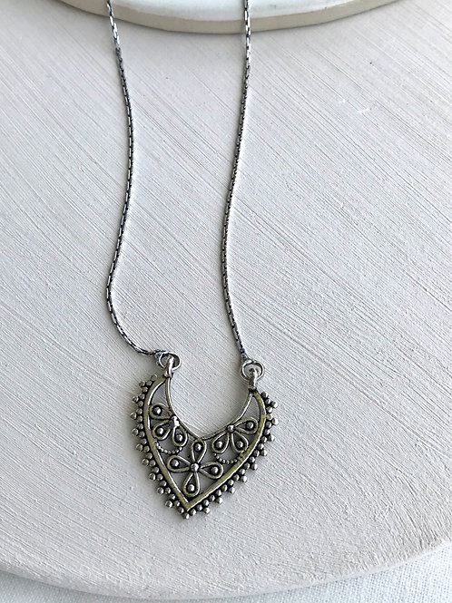 """Collier """"New heart"""""""