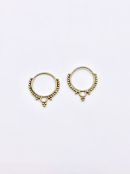 "Boucles d'oreille ""Drop"""