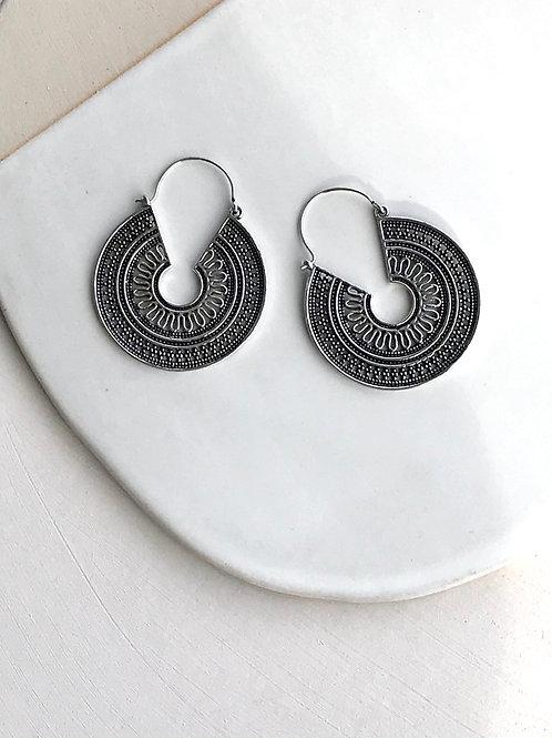 """Boucles d'oreille """"mini-Circles"""""""