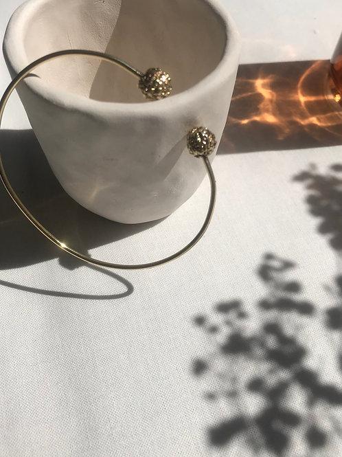 """Bracelet """"Meteorite"""""""
