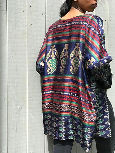 Kimono Hindi Bazaar femme