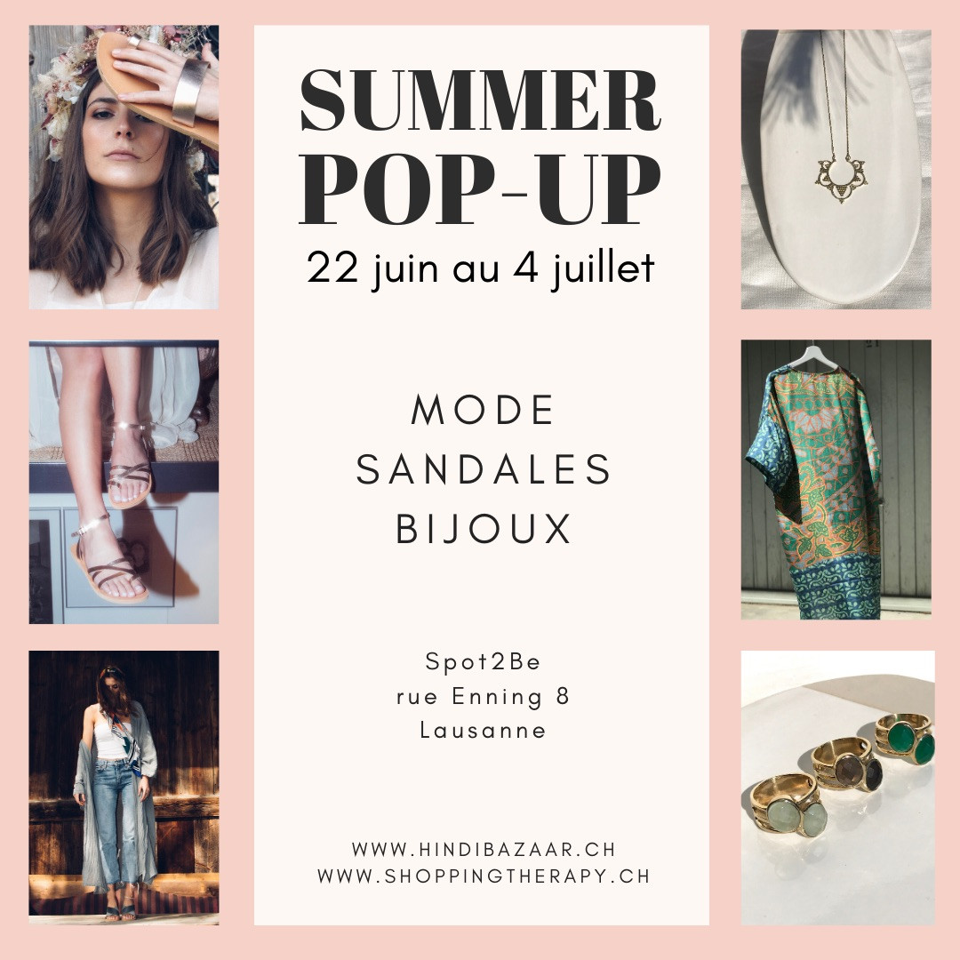 SUMMER POP-UP