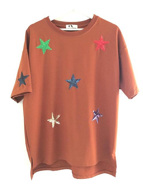 "T-shirt ""Stars"""