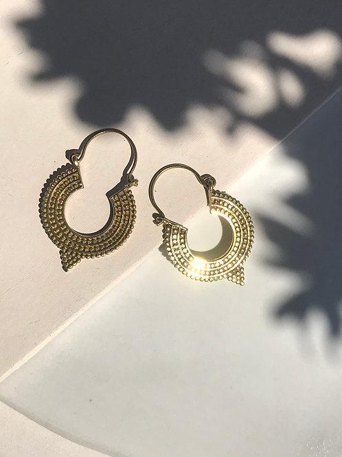 "Boucles d'oreille mini ""Madevi"""