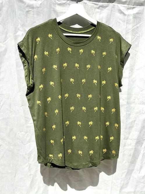 "T-shirt ""Palmtree"""