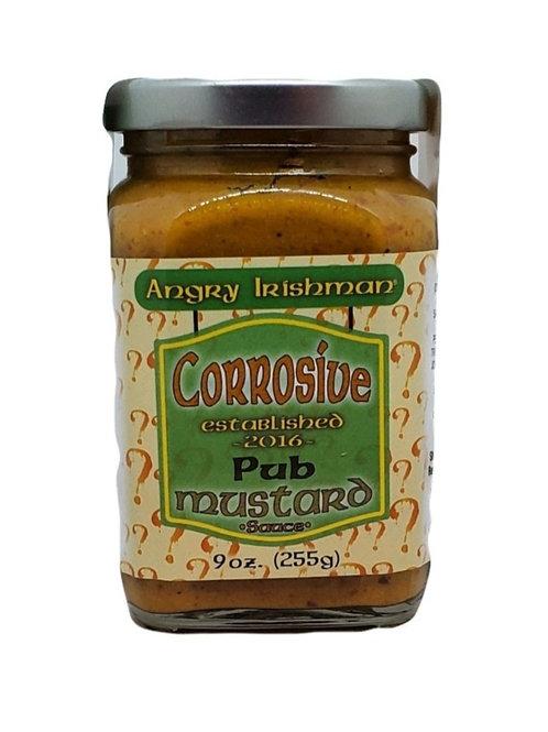 """""""Corrosive"""" Pub Mustard"""