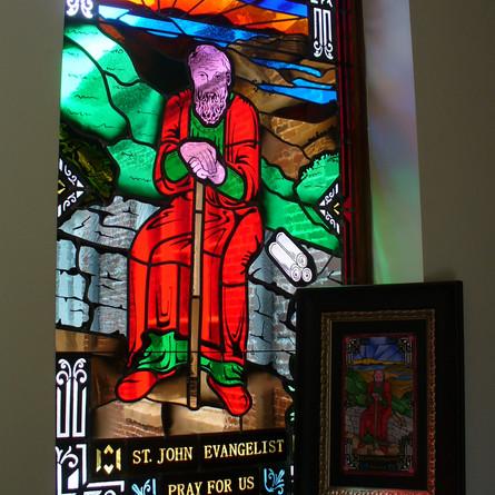 St John the Evangelist, Kohler Wisconsin