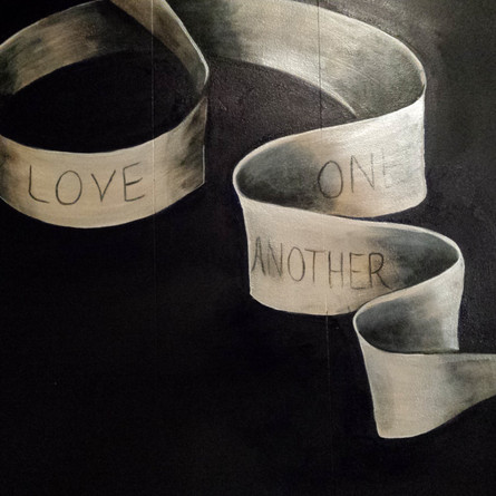 """""""Love one Another"""" 2018"""