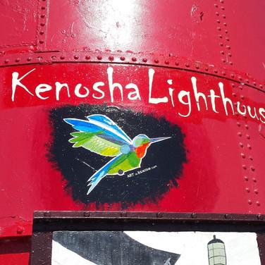 Art in Kenosha logo