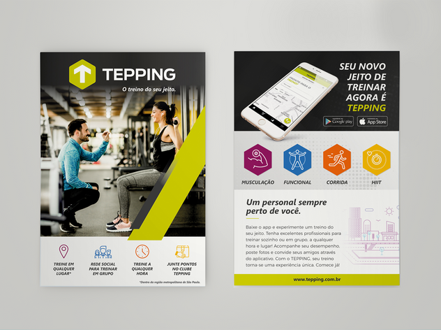 Flyer - TEPPING
