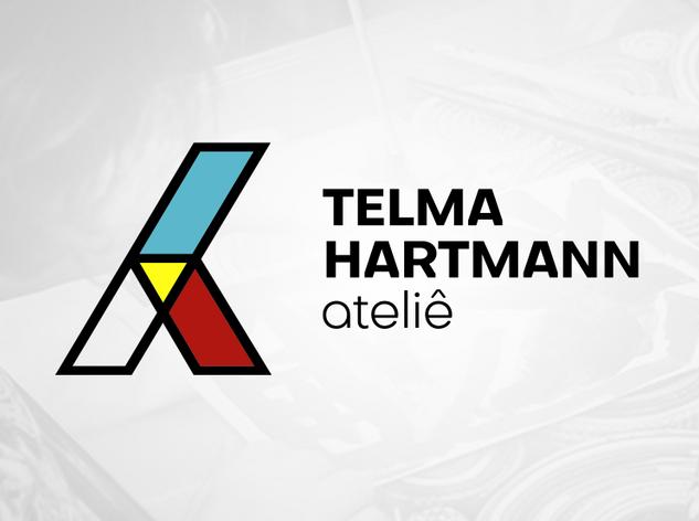 Logotipo - Telma Hartmann Ateliê