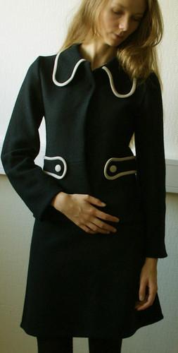 Mary jakke og skjørt