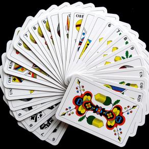 Voltamos a dar as cartas