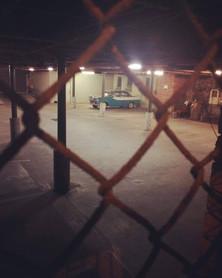 underground car