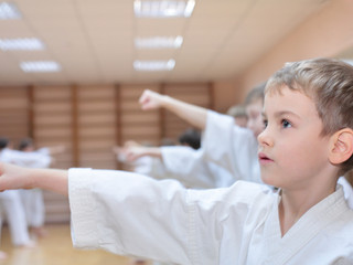 FREE TAEKWONDO FOR CHILDREN WITH ADHD / LEARNING - ATTENTION ISSUES