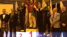 COMMONWEALTH CHAMPIONSHIPS: ONE GOLD AND THREE BRONZE FOR TEAM WALES