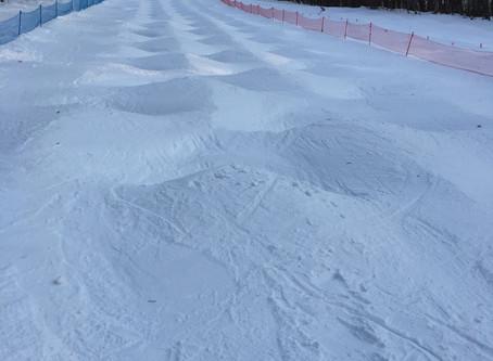 フリースタイルスキー・モーグル 北海道強化指定選手 合宿