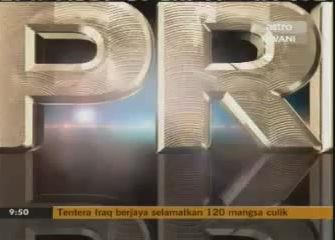 Astro Awani interview with Dato Praba Thiagarajah
