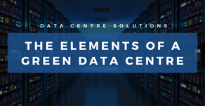 The Elements of a Green Data Centre