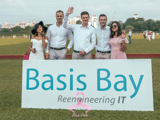 Basis Bay Sponsors Pink Polo's Breast Cancer Awareness Month