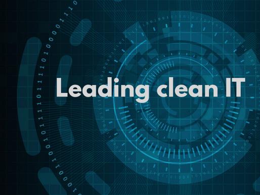 Leading Clean IT