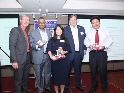 Basis Bay sponsors MDBC's Innovation & Sustainability Awards 2018