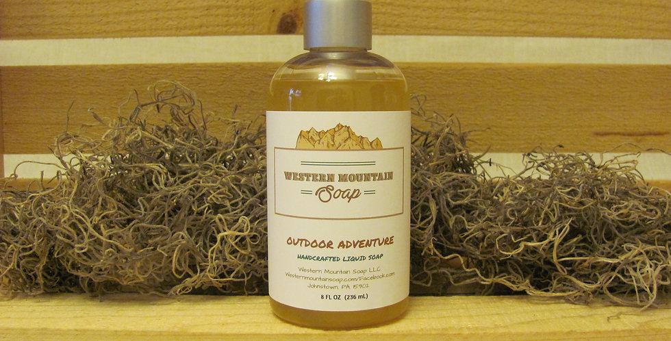 Outdoor Adventure Liquid Hand Soap