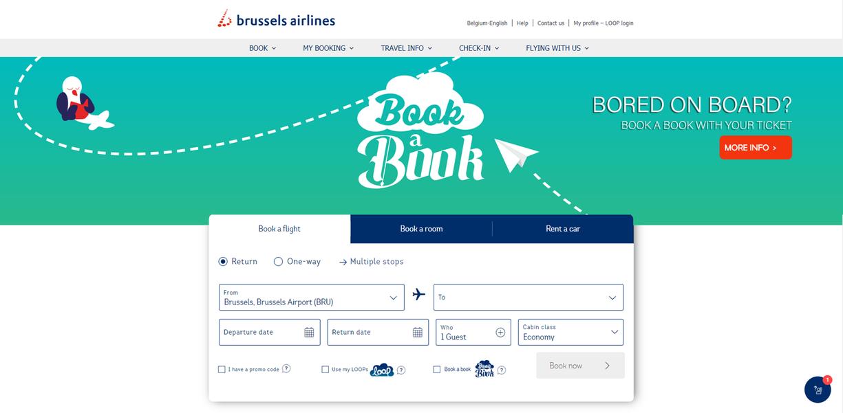 MathisVanMullem_BrusselsAirlines_Website