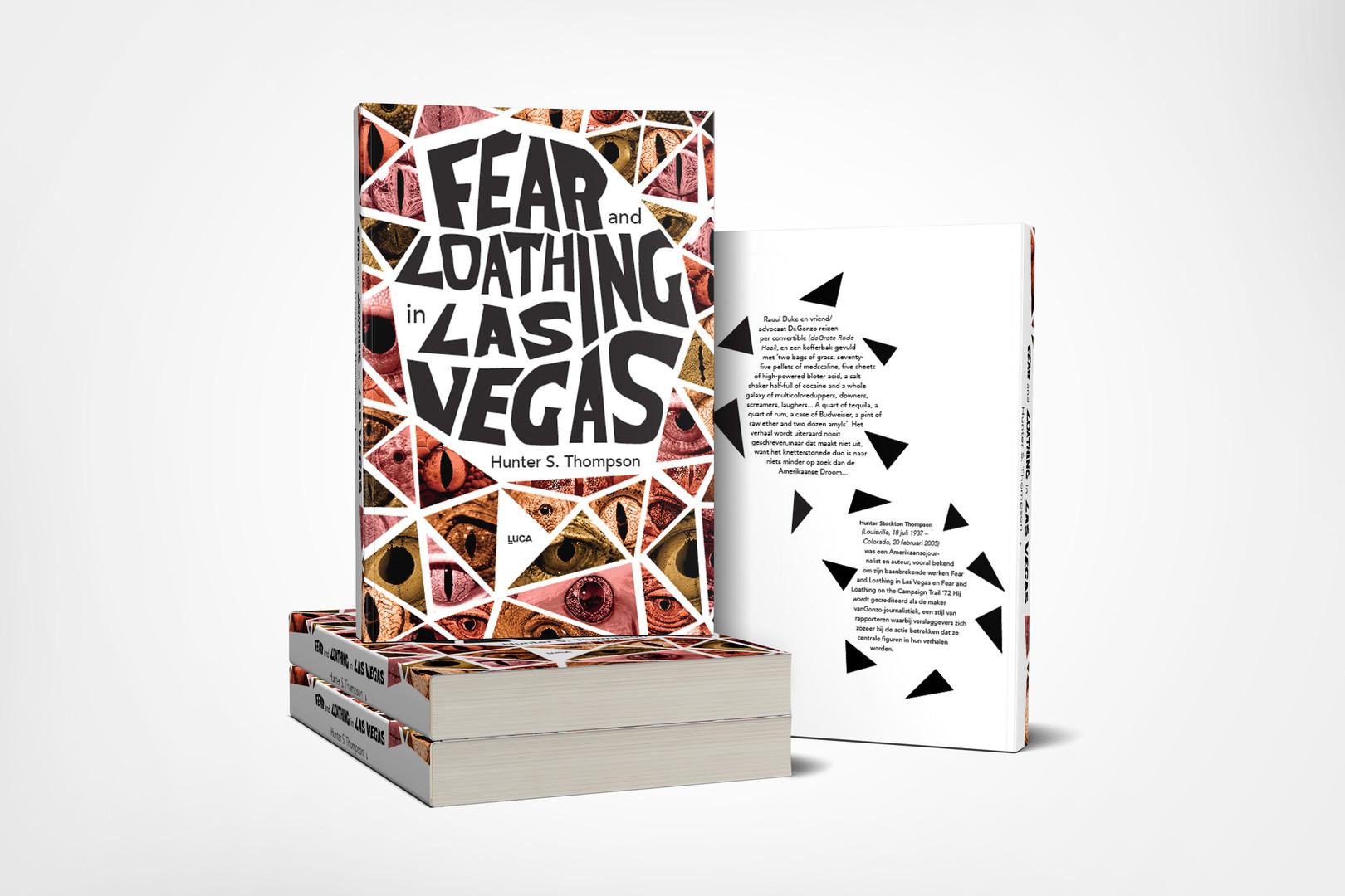 mockup Fear and loathing in las vegas -A