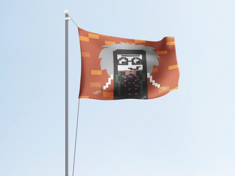 Kopie van A3-Nerds-Mockup-vlag - Fenna D