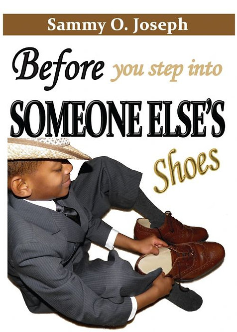 Before You Step into Someone Else's Shoes