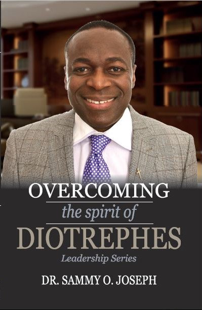 Overcoming the Spirit of Diotrephes