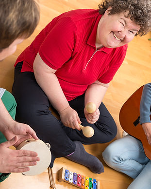 Music Therapy Makes A Positive Response.