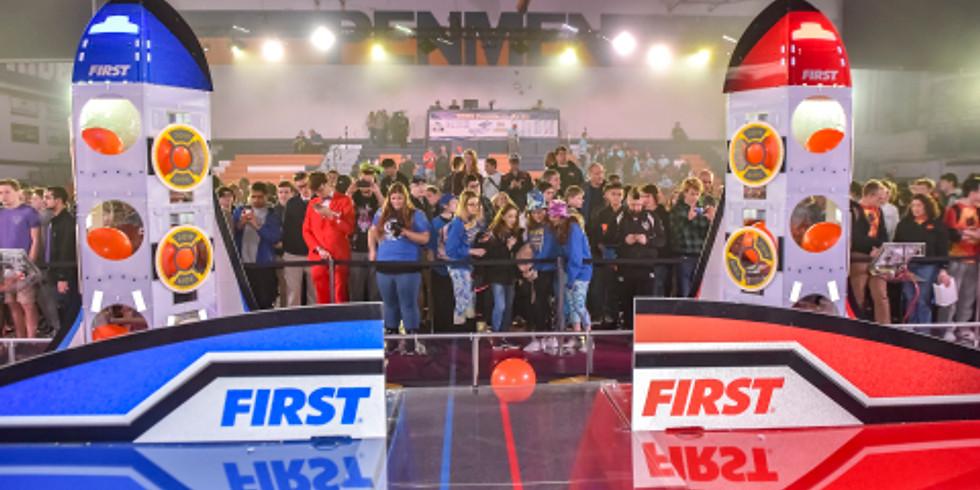 FRC 2019 Kickoff